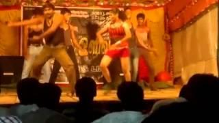 Tamil record dance latest 2013   Tamil stage adal padal