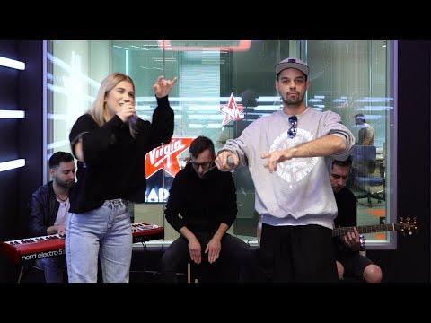 ADDA feat. DOC - Te Aud (Live @ Virgin Radio Romania)