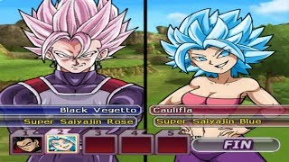 DRAGON BALL Z BUDOKAI TENKAICHI 3 VERSION LATINO FINAL GAMEPLAY LOTERIA 134