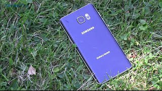 Galaxy Note 5 Unboxing and Impressions