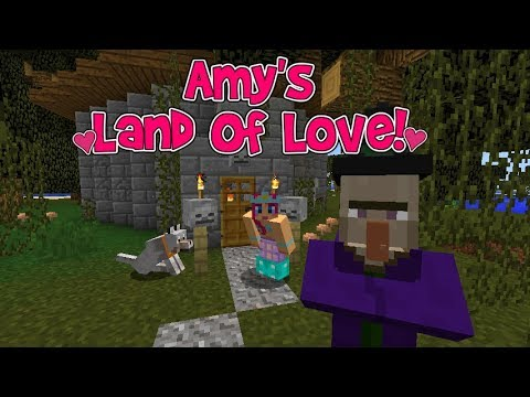 Amy's Land Of Love! Ep.162 THE WITCH RETURNS! | Amy Lee33