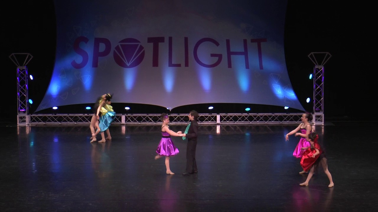 Best Musical Theatre // JUMP, JIVE, AND WAIL - Dance Allegro Academy  [Boise, ID] - YouTube