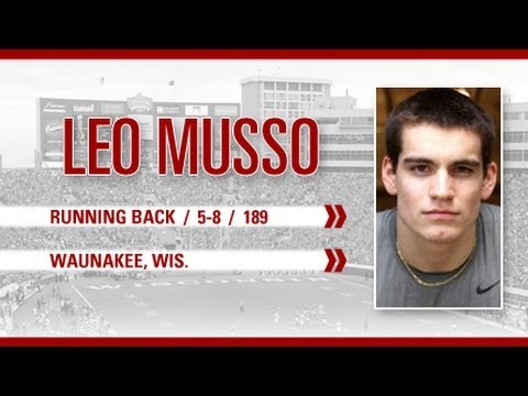 Wisconsin Signing Day 2012: Leo Musso
