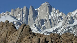 Forbidden History LIVE - 111  A MOUNT WHITNEY VISION & MORE - Dezert-Owl