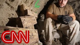 How heroin gets across the border