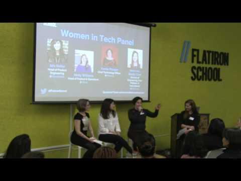 Women in Tech Panel (January 2017)