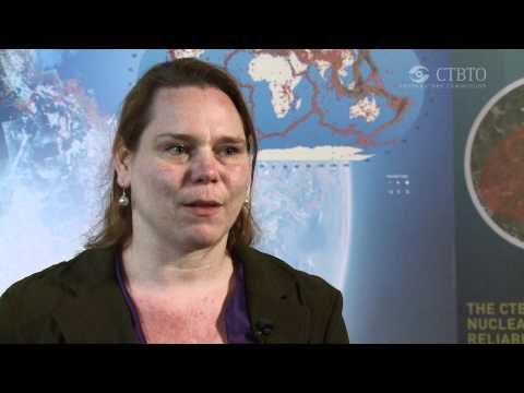 Susi Snyder - Nuclear Disarmament Programme Manager, IKV Pax Christi