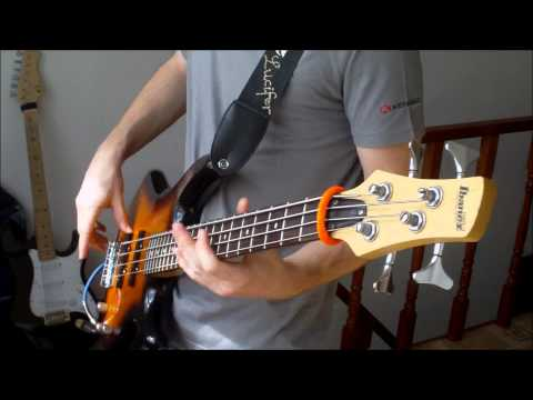 Biffy Clyro - The Joke's On Us (bass cover) DARKGLASS B3K