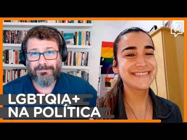 Conversas: Dionne Freitas comenta o caso Eduardo Leite e a representatividade LGBTQIA+ na política