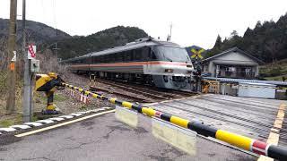 JR高山線 キハ85特急ひだ