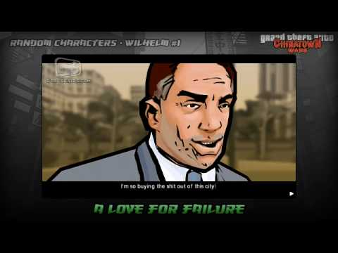GTA Chinatown Wars - Walkthrough - Random Character - Wilhelm - A Love for Failure (First Mission)
