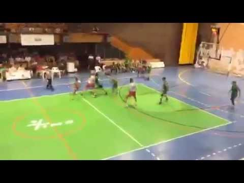 Nebraska vs Albacete Basket Spain Exhibition Part 2 8-18-2015