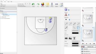 Basketball Playbook 012 create a play