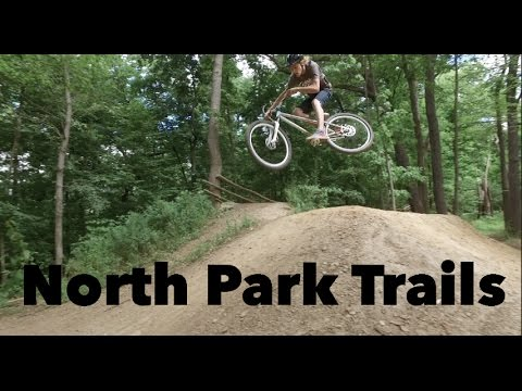 North Park Jumps and Trails