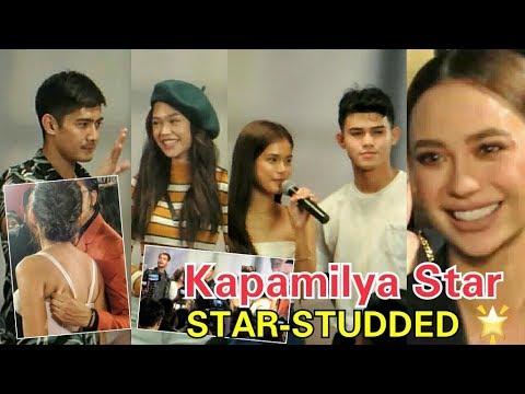 The Hows of Us KAPAMILYA STAR-STUDDED Premiere Night KATHNIEL FULL VIDEO Part 1