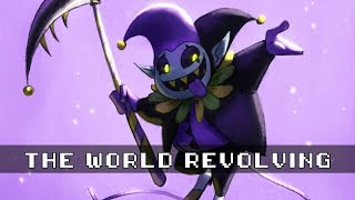 Kamex DELTARUNE THE WORLD REVOLVING Jevil 39 s theme Pacifist remix.mp3