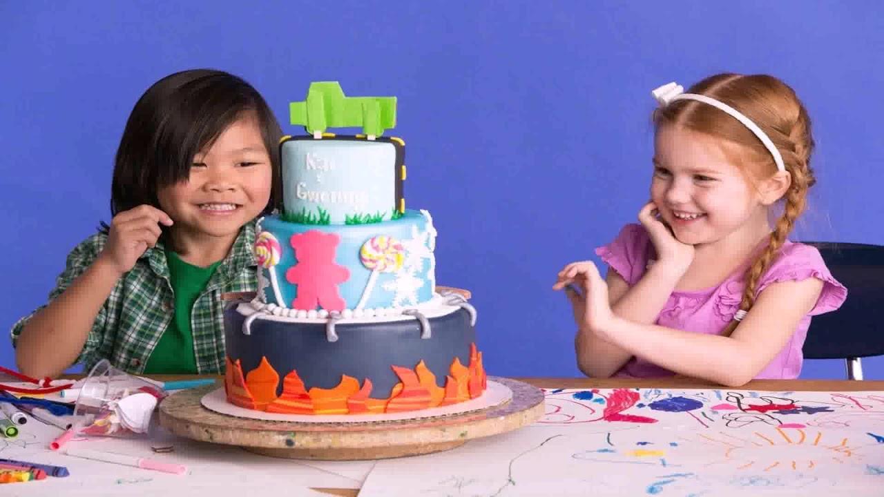65th Birthday Cake Decorating Ideas