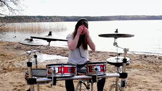 On My Way cover DRUM thekays