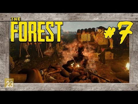 The Forest #7 - Expedition - [Let's Play/Gameplay/Deutsch]