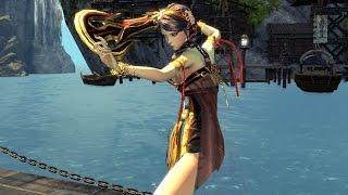 Blade & Soul : Gameplay du Blade Master (Maître du Sabre) + Builds PvE PvP [FR]