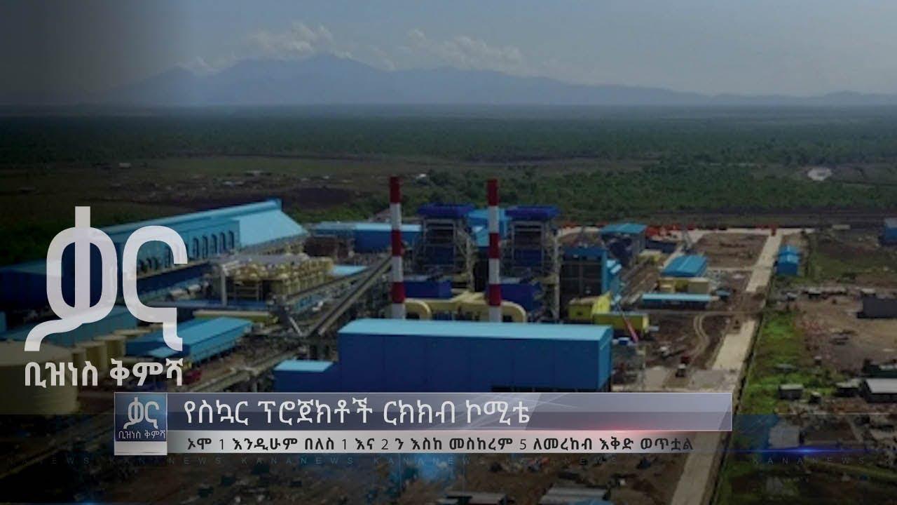 Kana TV: Business News - ቃና ቢዝነስ ቅምሻ (ነሐሴ 21, 2010 )