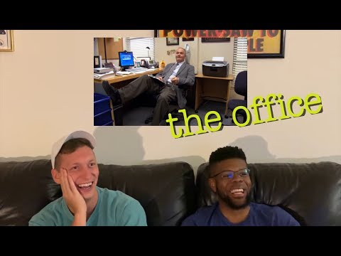 The Office REACTION 3x16 Business School