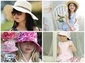 Beautiful Summer Hat For  Baby Girls 2018-2019