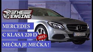 MERCEDES C 220D 2015. | DOMINIRA PREMIUM D SEGMENTOM! - The Engine #19