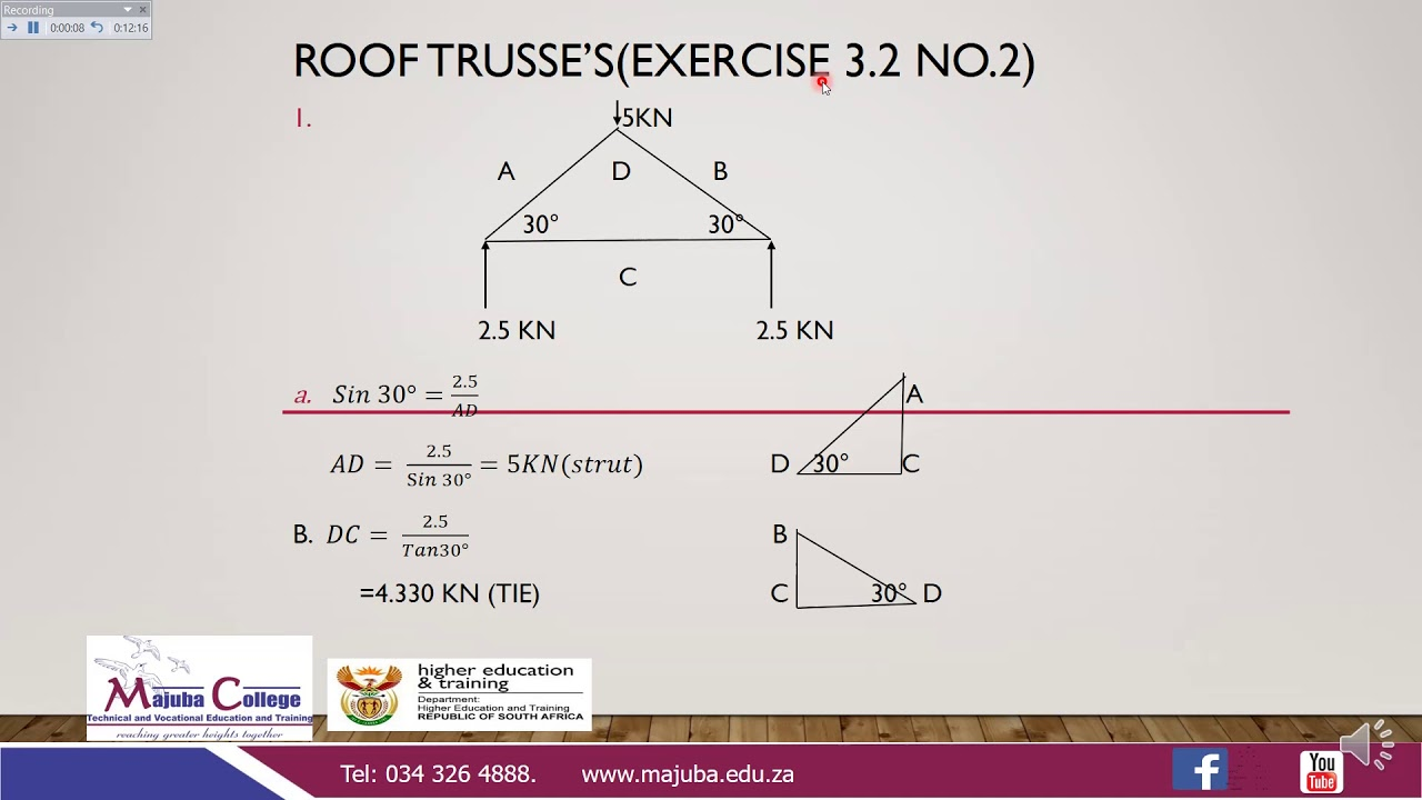 Download Engineering Science N3 (Forces - Module 3) - Mrs. Z. F. Mazibuko