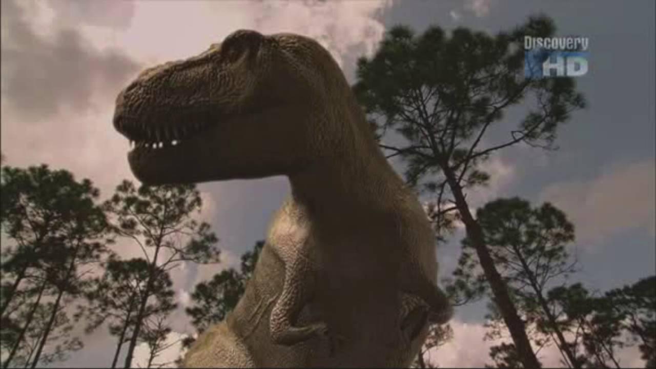 t rex sound effect