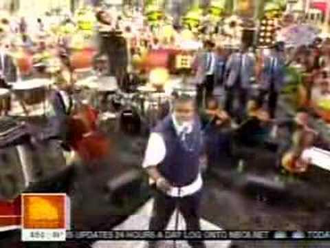 Sean Kingston On Today Show (