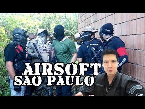 Airsoft Game - São Paulo - Campo Silent Hill