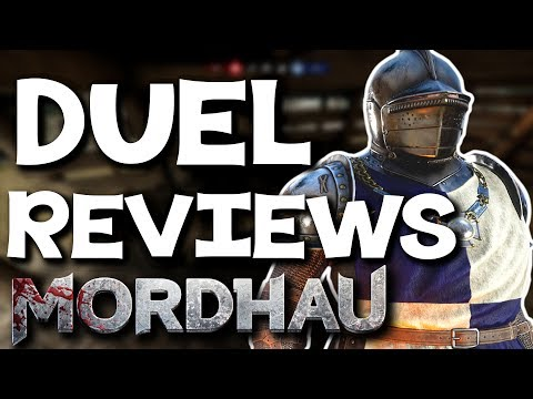 Reviewing Duels!! How to Improve in 1v1 - Mordhau Tips and Tricks