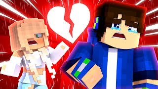 MY CRUSH BROKE MY HEART! Fame High EP5 (Minecraft Roleplay)