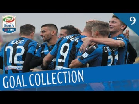 Goal collection - giornata 9 - serie a tim 2017/18