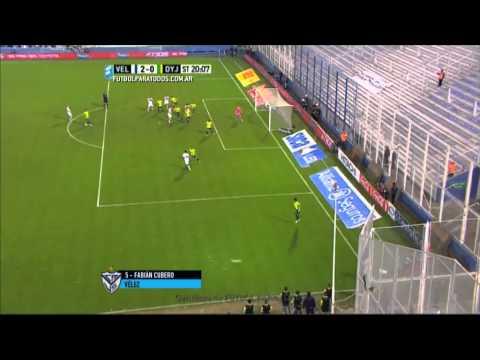 Vélez rompió la racha y volvió al triunfo ante Defensa
