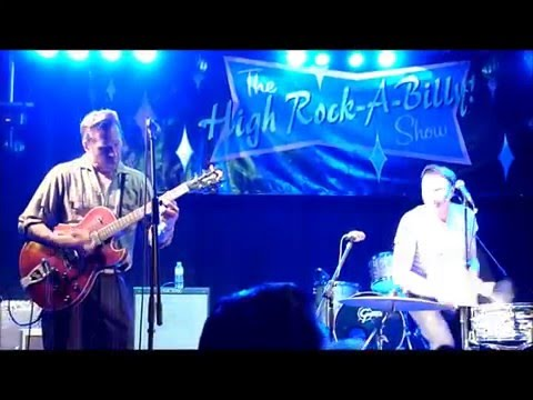 The Racketeers - Click Joint Tramp - (Gene Vincent  Style )