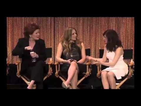 Taylor Schilling Funny Moments Part 4 Featuring The OITNB Cast Especially Jason Biggs