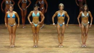 Battle At The River 2009-Figure D Pre Judging Tammy Dye Renee Byrd