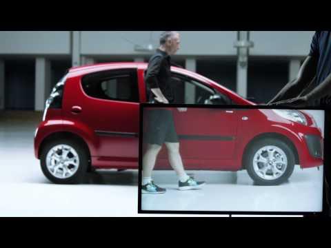 Citroën spot Nuova Gamma Deejay - Gamma