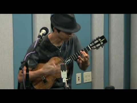 Jake Shimabukuro 'While My Guitar Gently Weeps' | Live Studio Session