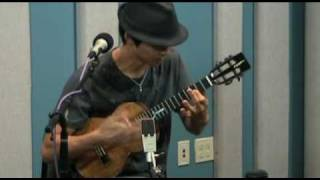 """While My Guitar Gently Weeps"" Jake Shimabukuro Live at KPLU"