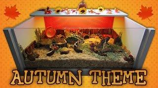 AUTUMN Hamster Cage Theme! (2015)
