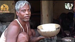 Как изготовить поющую чашу Мир Шамана(Поющие чаши, сделанные в Индии древними мастерами. Откройте для себя процесс ковки древних поющих чаш. для..., 2016-03-25T14:19:00.000Z)