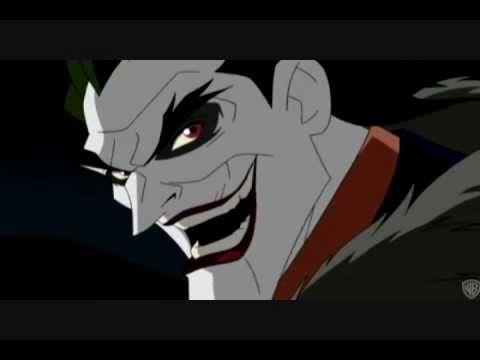Mark Hamill Joker Impression Batman Under The Red Hood Youtube