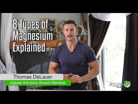 8 Types Of Magnesium Explained | #ScienceSaturday