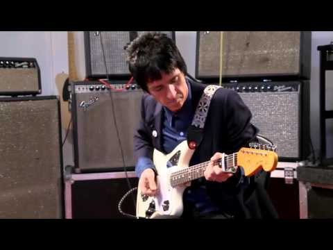 "Johnny Marr plays ""Nowhere Fast"" by The Smiths"