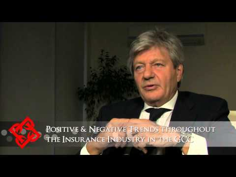Oman Insurance Company (OIC) CEO Patrick Choffel on OIC's operations throughout the GCC
