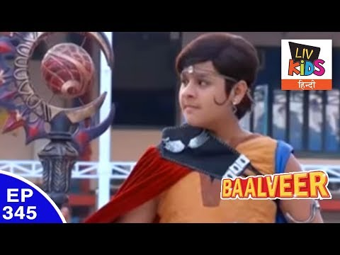 Baal Veer - बालवीर - Episode 345 - Santa Claus & Baalveer Look For Manav