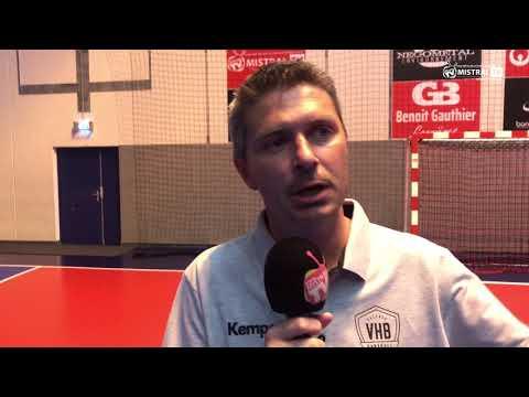 Interview de Eric FORETS Entraineur du VHB